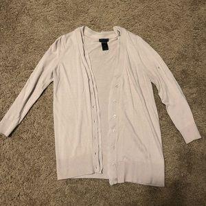 Blush cardigan